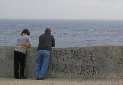 Turistas sin Fronteras convoca una huelga para este verano
