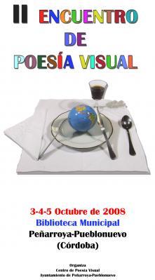 Peñarroya - II Encuentro de Poesía Visual